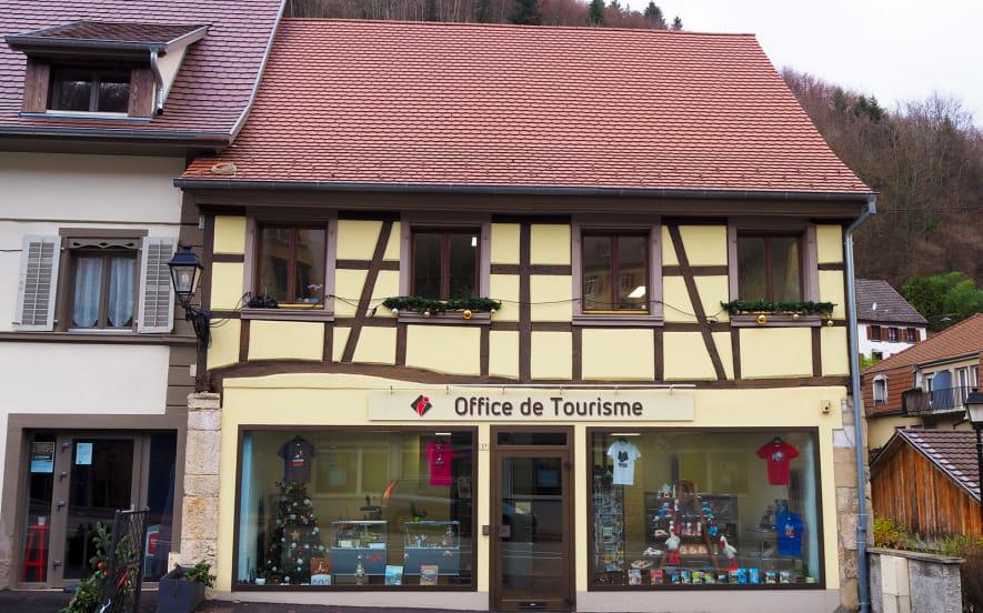 Office de Tourisme du Sundgau, Sud Alsace, bureau d'informations touristiques de Ferrette