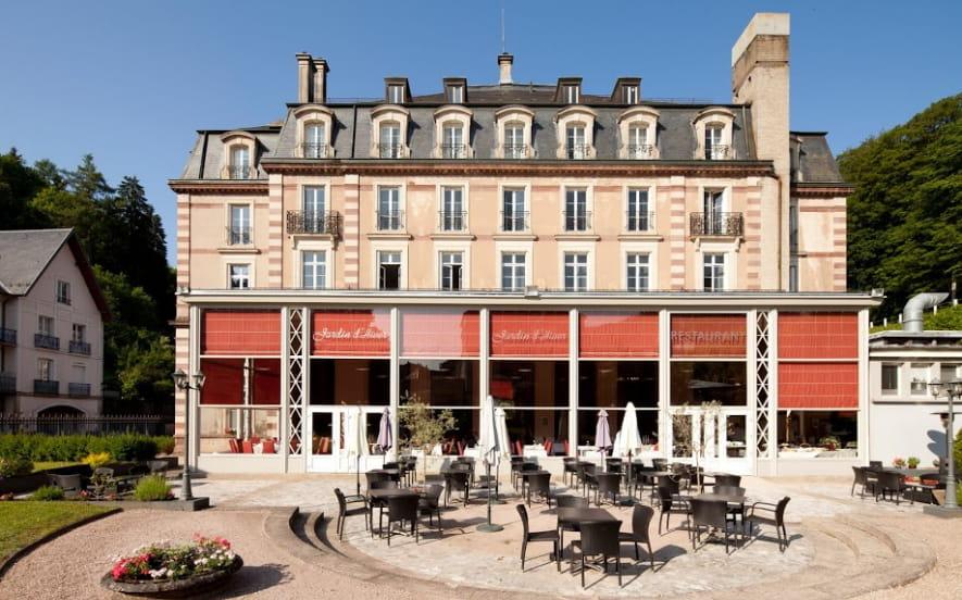 HOTEL LE GRAND HOTEL