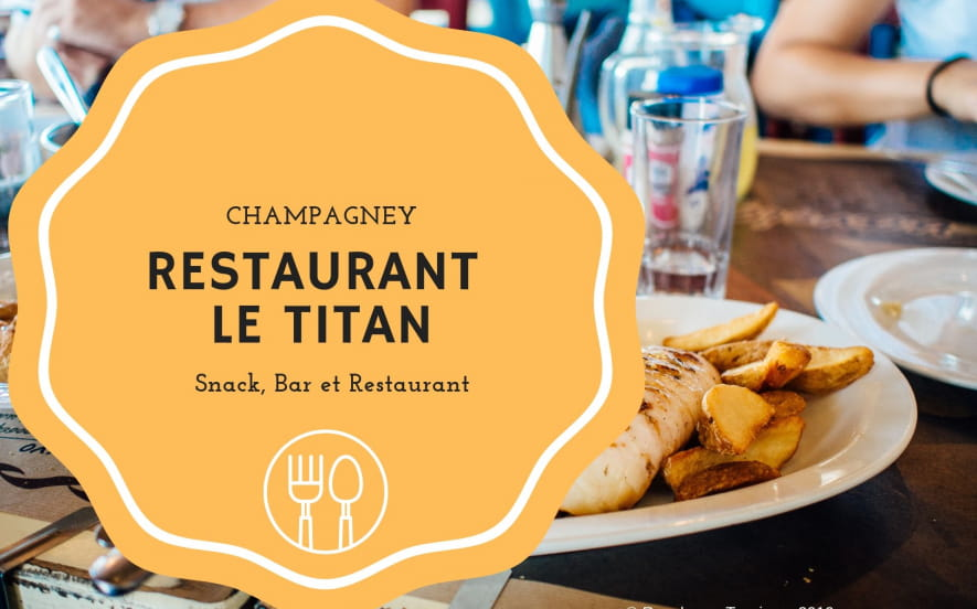 Restaurant LE TITAN