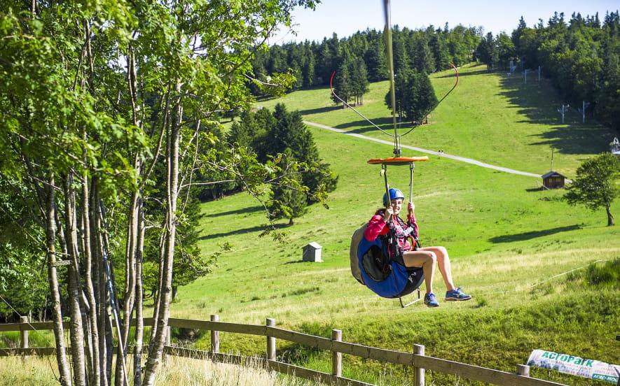 Ballon d'Alsace Aventure