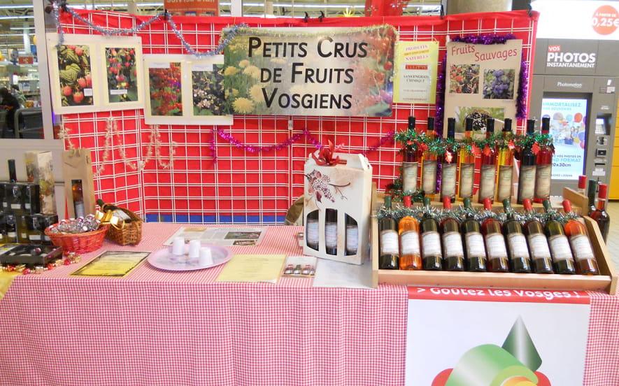 PETITS CRUS DE FRUITS VOSGIENS