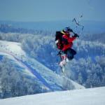 VOSGES DANS L'VENT - SNOWKITE