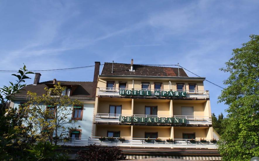 Hôtel du Parc - Restaurant l'Alexain