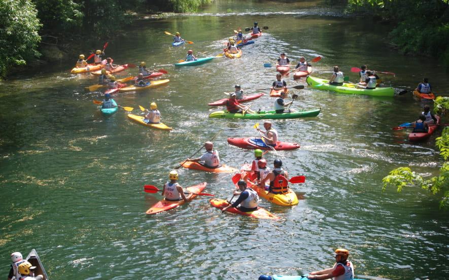Canoë-Kayak Seurre