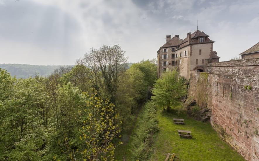 Château de La Petite Pierre - Maison du Parc