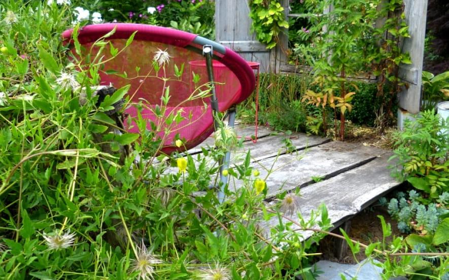 Le jardin de la ferrière