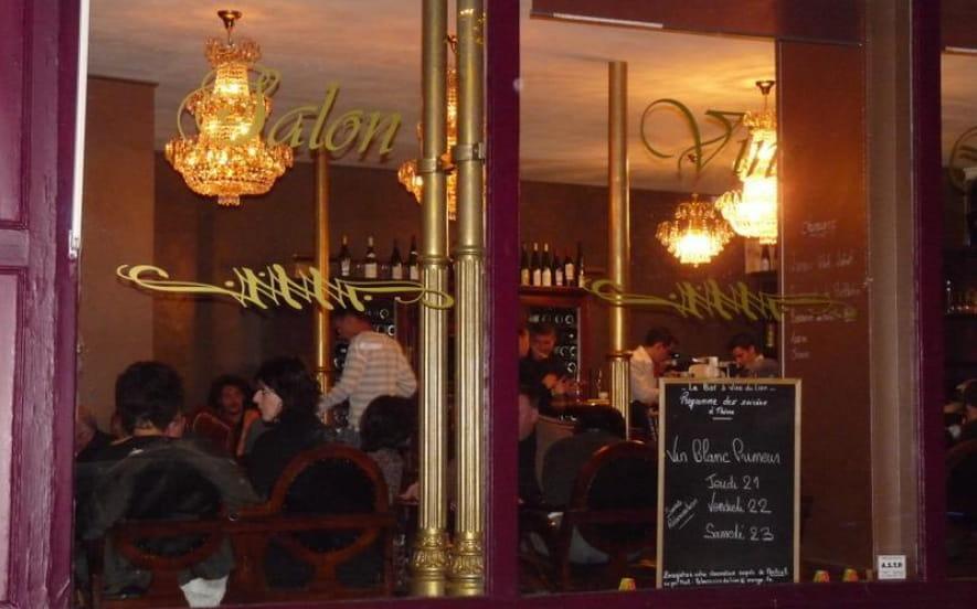 Le bar à vins du lion