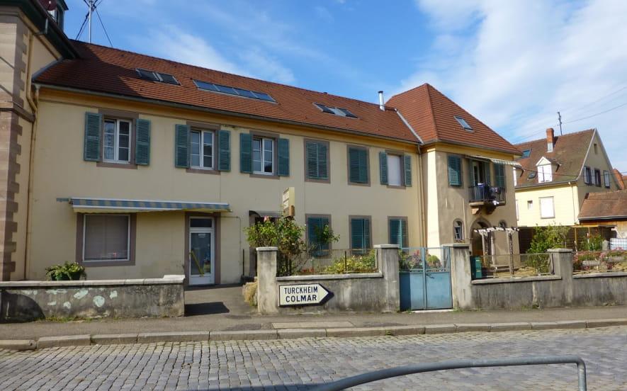 Appartement en centre-ville chez M. et Mme Roess