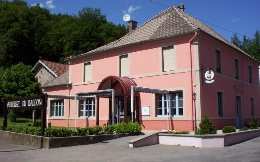 Restaurant - Auberge du Raddon