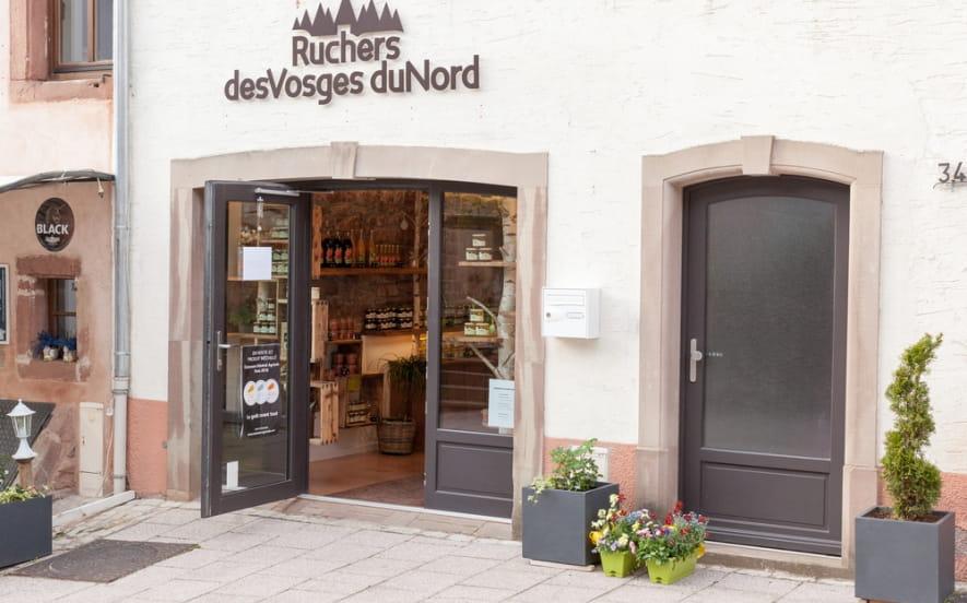 Boutique Ruchers des Vosges du Nord
