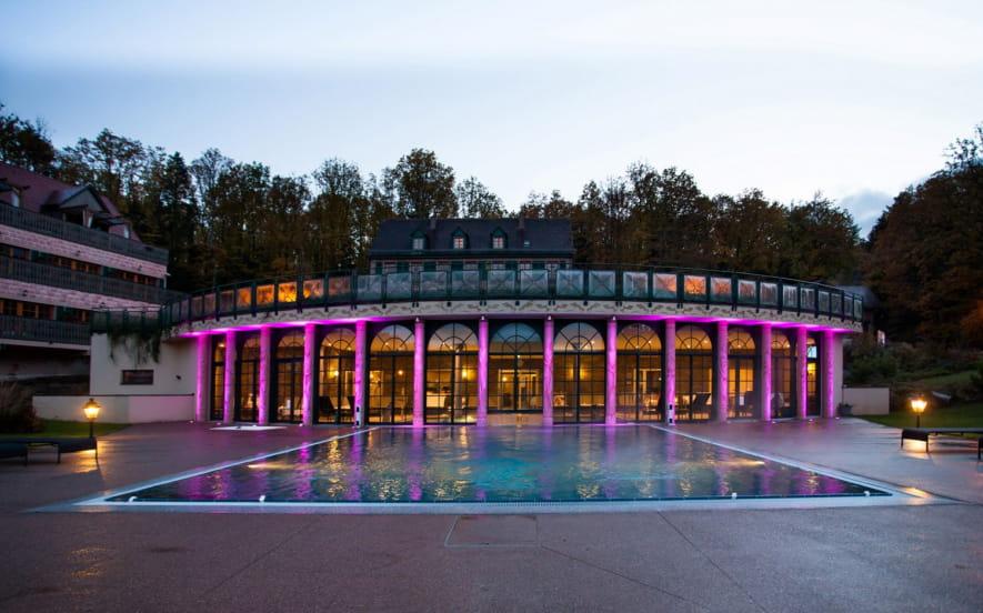 Hôtel & Spa Les Violettes