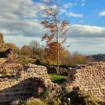 Le château de Guirbaden
