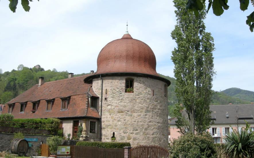 La Porte Sud de la Route des Vins d'Alsace