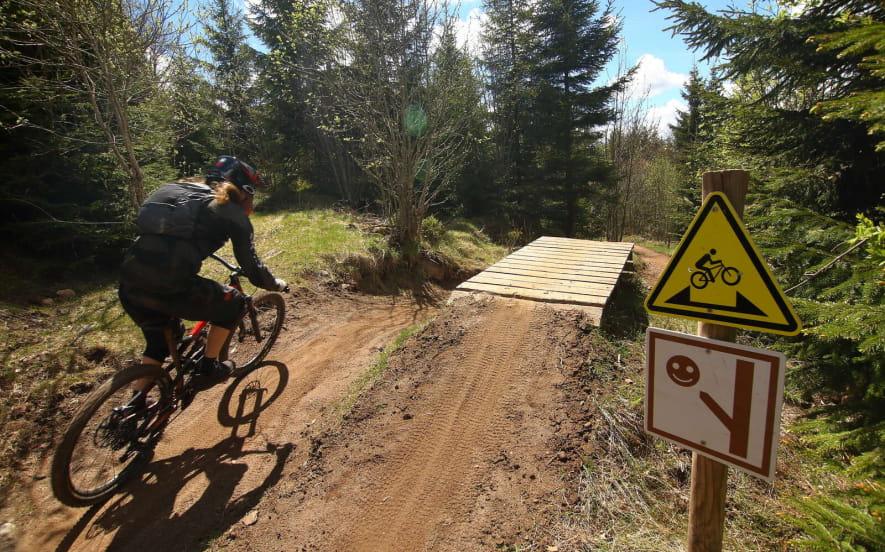 Bike Park Lac Blanc