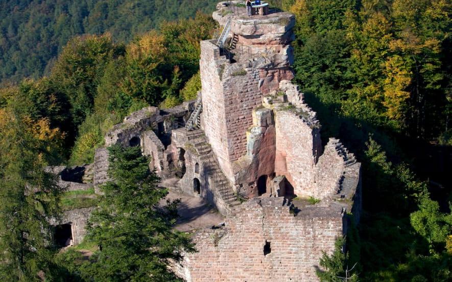Château de Hohenbourg