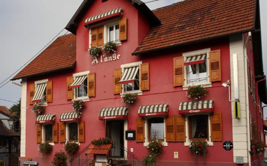 Hôtel-restaurant A l'Ange