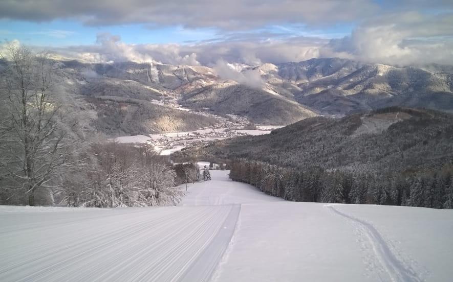 Station de ski alpin du Schlumpf