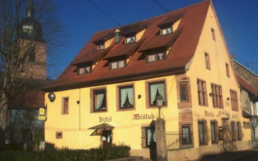 Hôtel-restaurant Wistub Aux Mines d'Argent