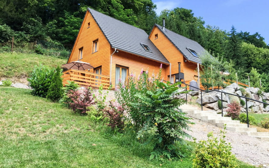 MUNSTER - N°10004 - Les Chalets du Walsbach
