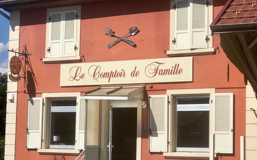 Le Comptoir de Famille