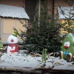 Le marché de Noël des lutins