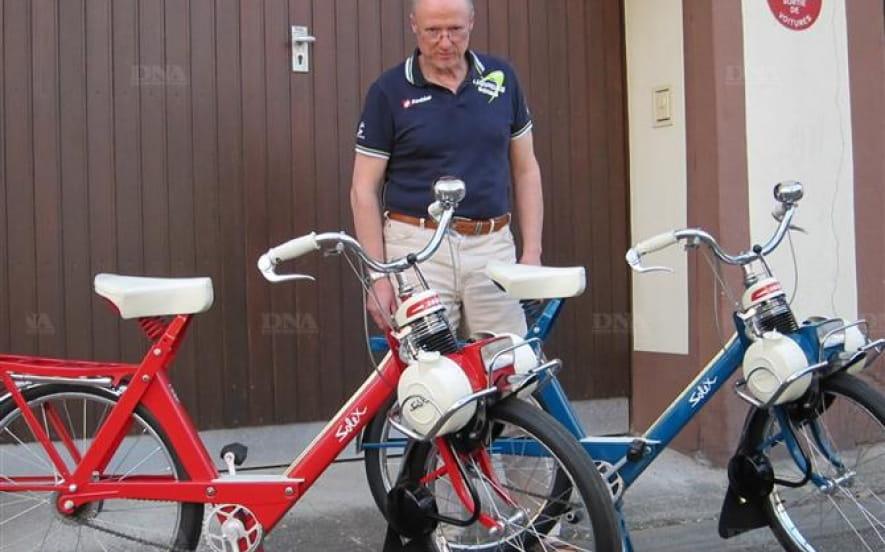 Musée privé du vélo Solex
