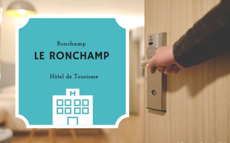 Hôtel Le Ronchamp