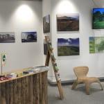 Espace d'information touristique et exposition