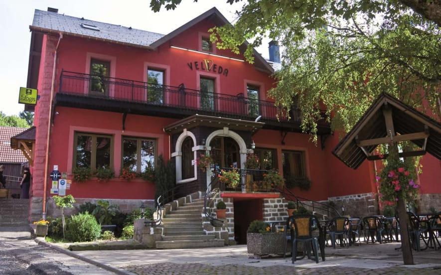Restaurant Le Velleda