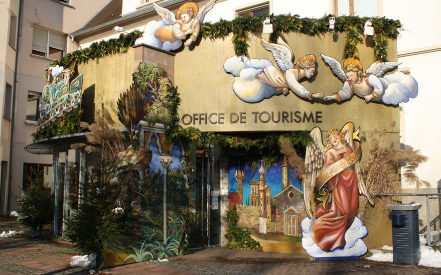 Office de Tourisme de l'Alsace Verte - Bureau d'information de Niederbronn-les-Bains